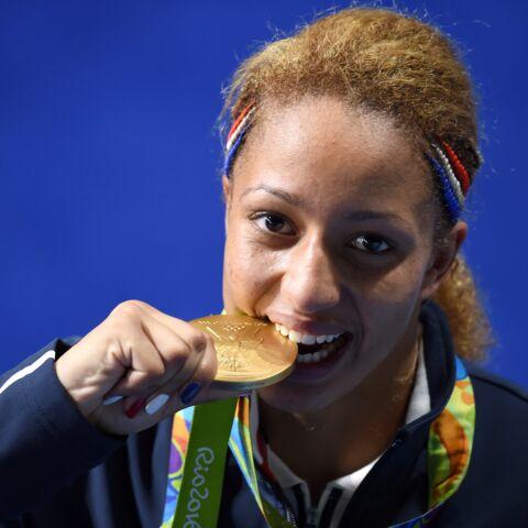 Vidéo – Les joie des médaillés olympiques sur le plateau de France 2
