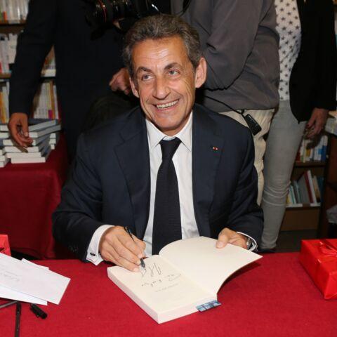 Nicolas Sarkozy s'explique sur le «t» mystère