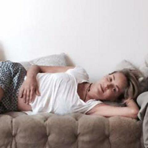 Sharon Stone: avant la rentrée, sieste estivale avec ses trois fils
