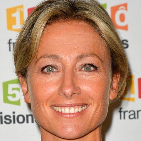 Anne-Sophie Lapix se défend d'avoir évincé David Pujadas du 20 heures de France 2