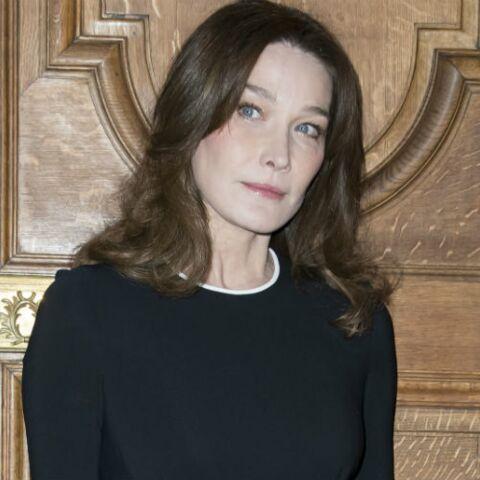 Carla Bruni se dit «heureuse» de la défaite de Nicolas Sarkozy à la primaire de droite
