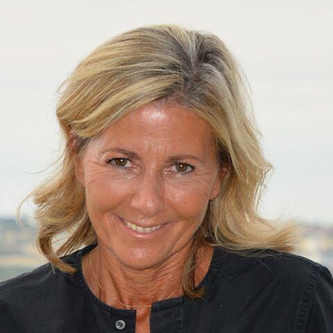 Claire Chazal regarde assez peu le journal de TF1 «Ce n'est pas facile de tourner la page»