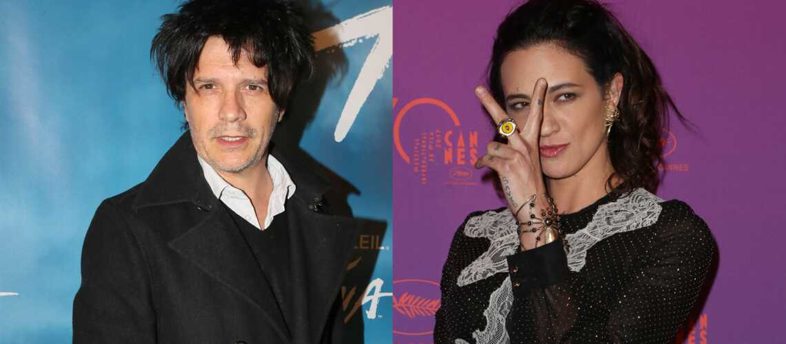 EXCLU – Indochine: Nicola Sirkis et Asia Argento, une rencontre inattendue