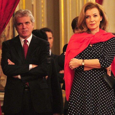Valérie Trierweiler et Claude Sérillon, la rupture
