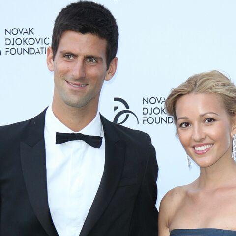 Novak Djokovic: bientôt papa pour la première fois!