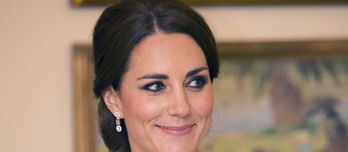 Coiffure de star: Princesse Kate