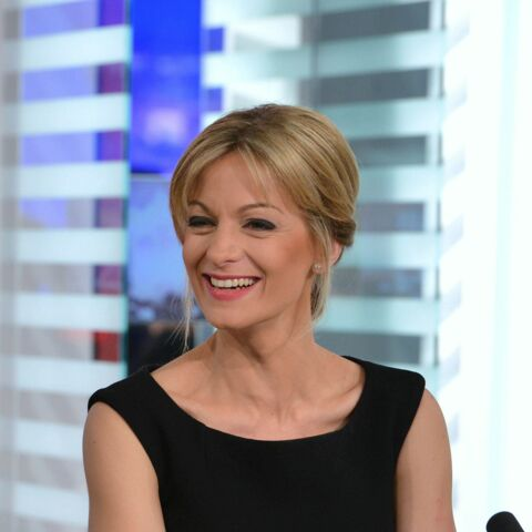 Audrey Crespo-Mara: déjà prête pour le JT de TF1!