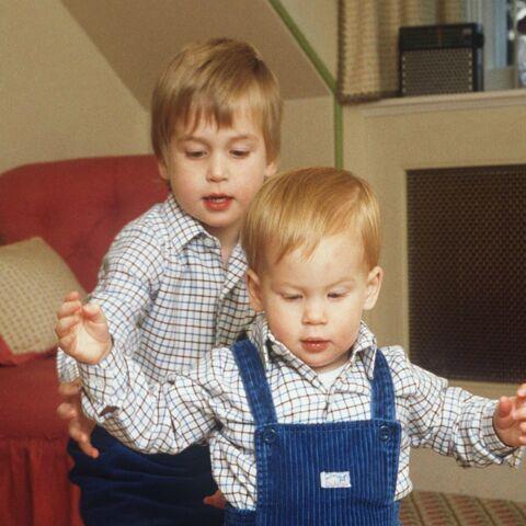 Prince William, un royal grand frère