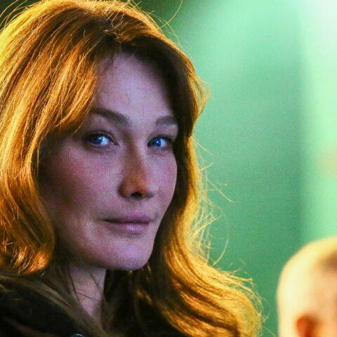 VIDEO – Carla Bruni interdite de gronder sa fille Giulia…