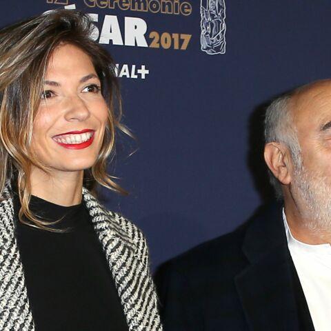 """""""Mariage plus vieux, mariage heureux"""": Gérard Jugnot se confie sur celle qui partage sa vie Patricia Campi"""