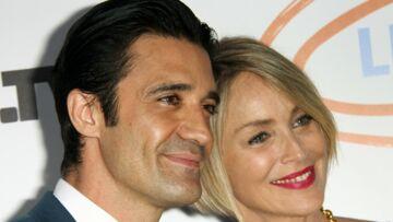 PHOTO– Qui est le Français au côté de Sharon Stone?