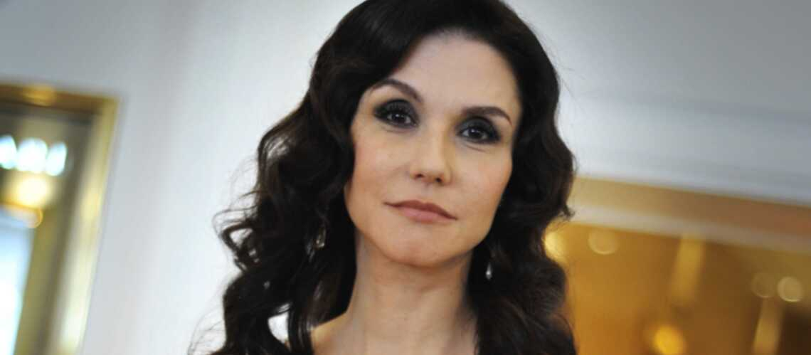 Alessandra Martines, maman à 49 ans