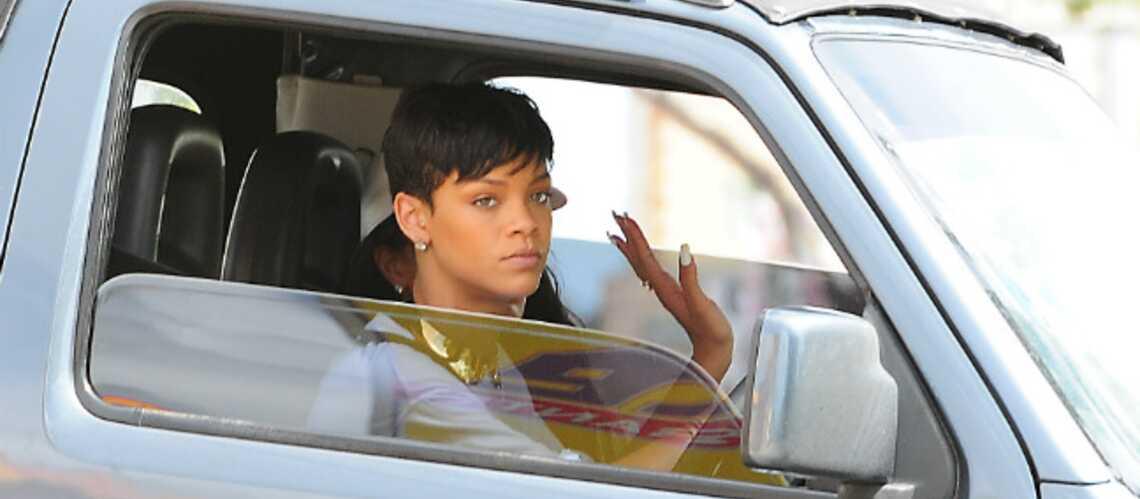 Les vacances de Rihanna tournent à l'angoisse
