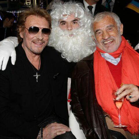 Le prince Charles, Johnny Hallyday, Evelyne Dhéliat, ils connaissent le père Noël