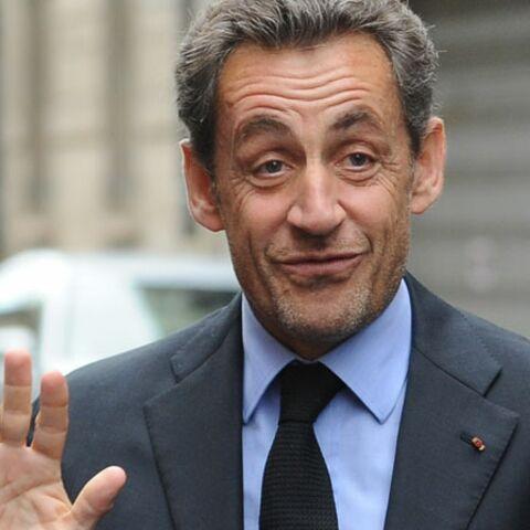 Nicolas Sarkozy présente ses vœux de Noël!