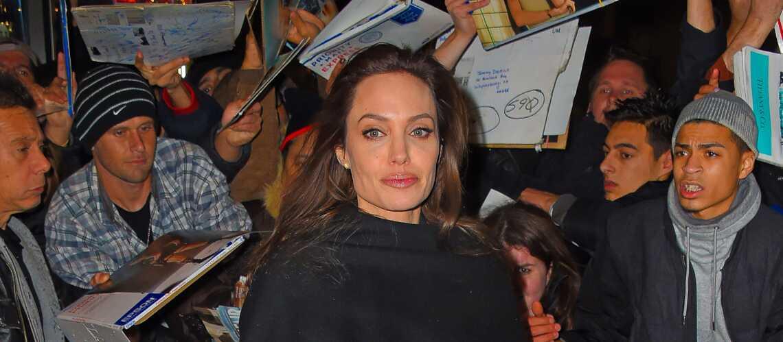 Angelina Jolie ne mangeait pas sur le tournage d'Invincible