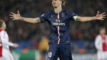 Zlatan Ibrahimovic, mauvais perdant?