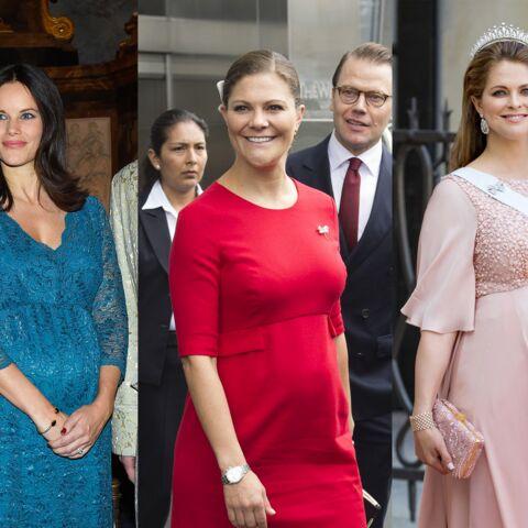 Photos – Victoria, Madeleine, Sofia: à qui la grossesse sied-elle le mieux?