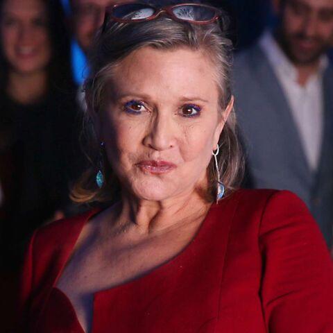 Carrie Fisher, mythique princesse Leia dans Star Wars, victime d'une crise cardiaque