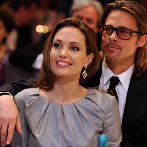 Angelina Jolie et Brad Pitt se fiancent