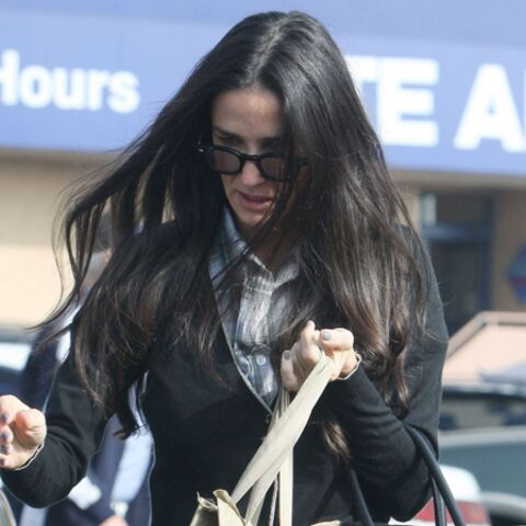 Demi Moore rejetée par ses filles
