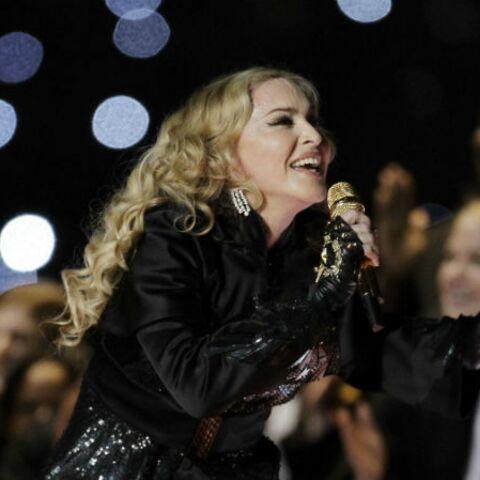 Madonna sur la voie de l'islam