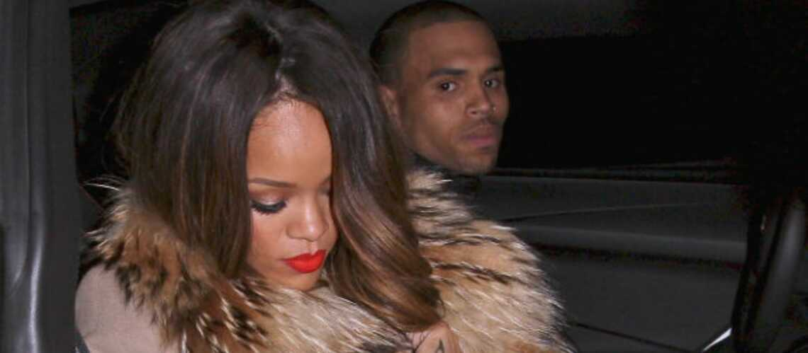Rihanna et Chris Brown inspirent une série