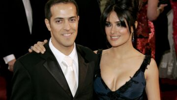 Salma Hayek, son frère au cœur d'un drame