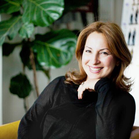 Anne-Valérie Hash chez Comptoir des Cotonniers