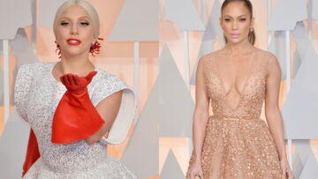 Lady Gaga, Jennifer Lopez… Les Oscars 2015 sur Instagram