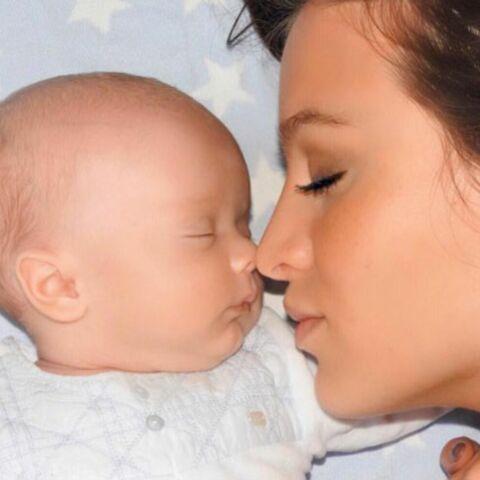 PHOTO – Jade Lagardère: son émouvante déclaration à son fils Nolan, qui fête son premier anniversaire