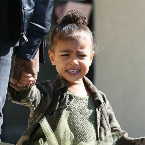 Photos – Kim Kardashian: sa fille North se maquille comme elle