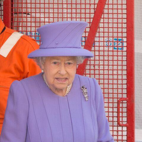 Elisabeth II en transports pas si communs