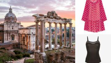 Shopping mode: Rome, Marrakech, à chaque ville son style