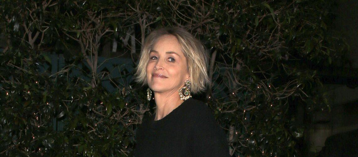Sharon Stone: «Je suis une mère célibataire, c'est le bonheur de ma vie»