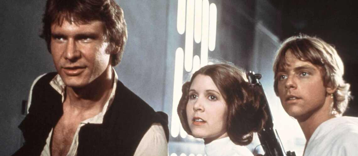Star Wars VII: Carrie Fisher vend la mèche