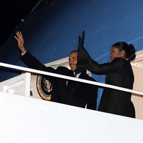 PHOTOS – Michelle et Barack Obama s'offrent une lune de miel dans les îles Vierges britanniques