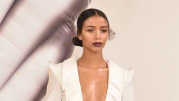 PHOTOS – Flora Coquerel: très glamour, elle défile à la haute couture devant son compagnon
