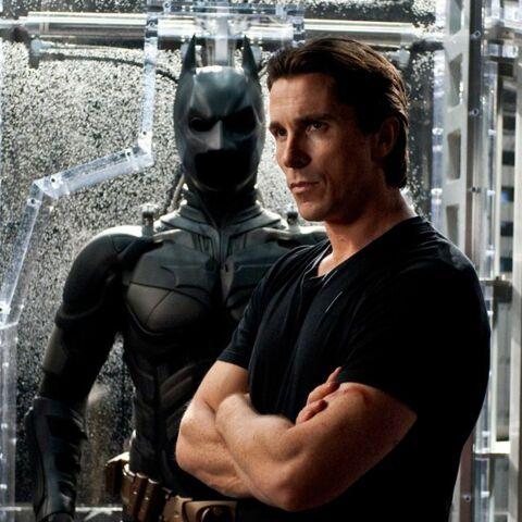Christian Bale et Batman c'est fini!