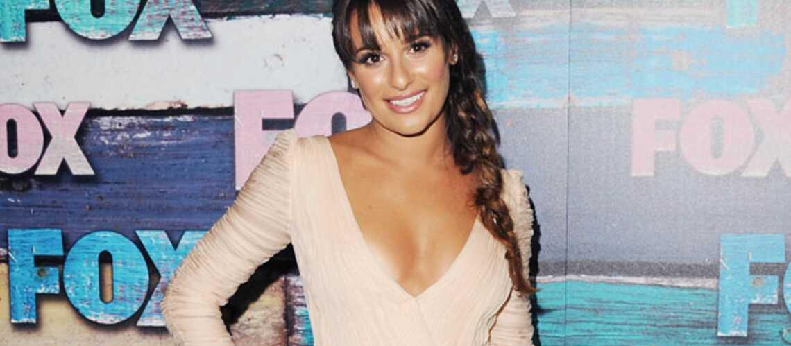 T'as le look… Lea Michele!