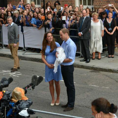 Royal baptême pour le bébé de Kate et William