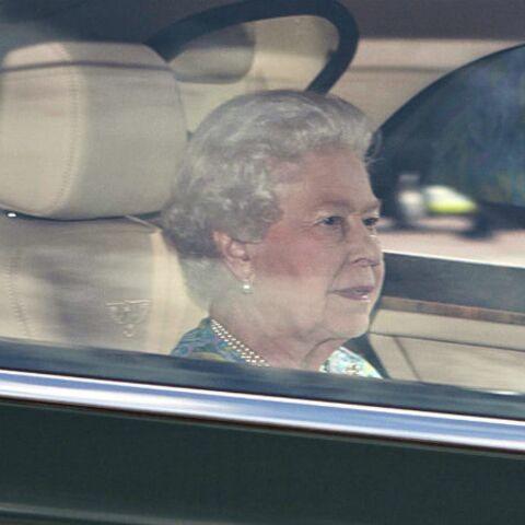 Photos- Elizabeth II a vu son petit-fils… Et son arrière petit-fils!