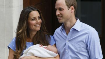 Un passe­port royal pour le petit George de Cambridge