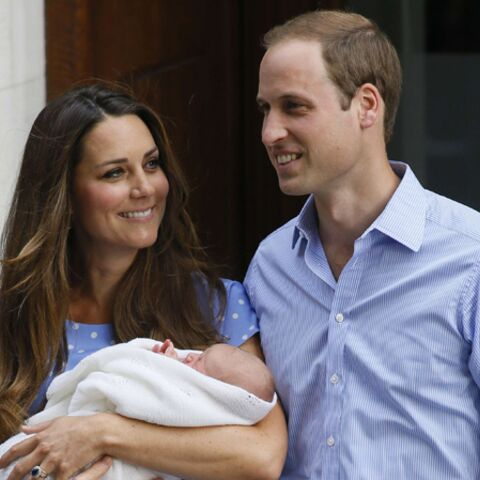 Kate et William, le royal baby s'appelle George