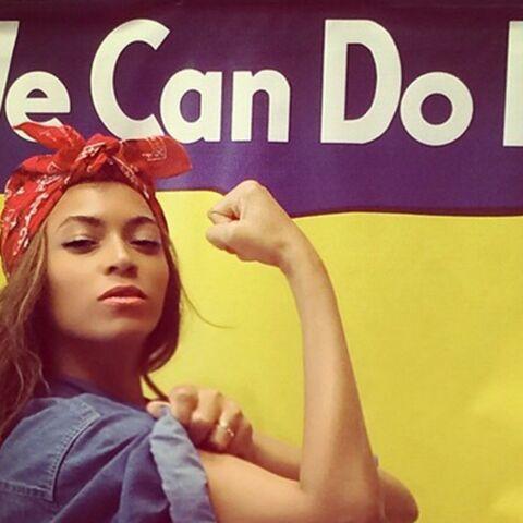 Beyoncé icône du girl power