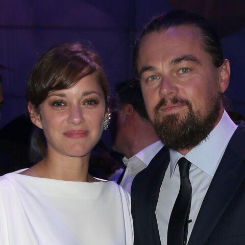 Photo- Marion Cotillard, Robin Thicke, Jared Leto… au gala de charité de Leonardo Di Caprio