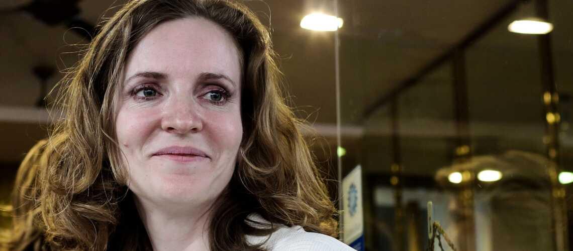 PHOTOS – Nathalie Kosciusko Morizet est sortie de l'hôpital: ses 1e photos après l'agression