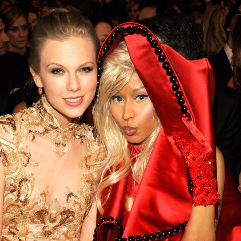 Taylor Swift et Nicki Minaj font la paix
