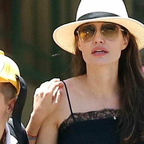 Angelina Jolie et Shiloh de retour en Namibie: un cadeau exceptionnel pour les 11 ans de la fillette