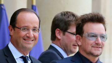 Bono reçu à l'Elysée par Emmanuel Macron: pourquoi le chanteur de U2 est l'ami des présidents